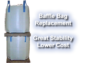 Baffle Bulk Bag Replacement