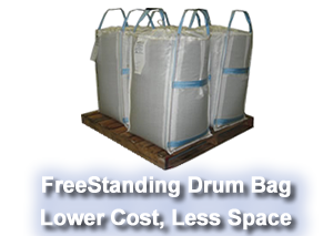 Picture of Free Standing Drum BUlk Bag